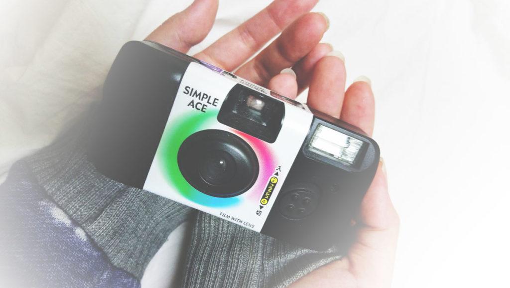 一次性底片相機